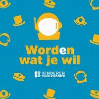 Cover Kinderen Voor Kinderen - Worden wat je wil
