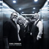 Cover King Crimson - Live In Vienna