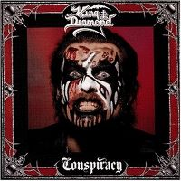Cover King Diamond - Conspiracy