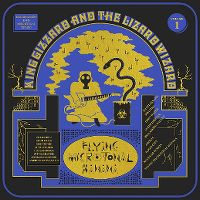 Cover King Gizzard And The Lizard Wizard - Flying Microtonal Banana