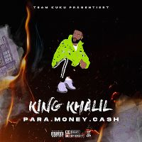 Cover King Khalil - Para Money Cash