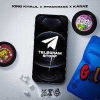 Cover King Khalil x Stacks102 x Karaz - Telegram Stoff