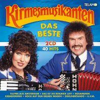 Cover Kirmesmusikanten - Das Beste - 40 Hits