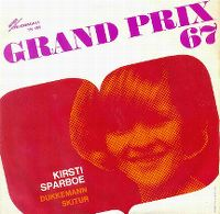 Cover Kirsti Sparboe - Dukkemann