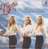 Cover Kirstin Lill - Du bist ein Casanova