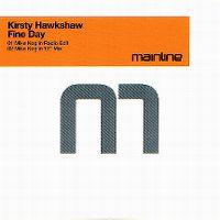 Cover Kirsty Hawkshaw - Fine Day