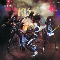 Cover KISS - Alive!