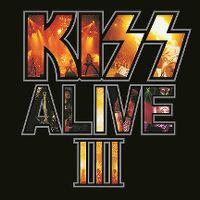 Cover KISS - Alive III