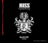 Cover KISS - Alive IV - Symphony