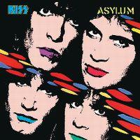 Cover KISS - Asylum