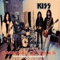 Cover KISS - Carnival Of Souls - The Final Sessions