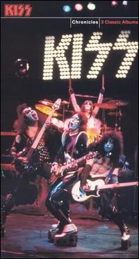 Cover KISS - Chronicles