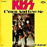 Cover KISS - C'mon And Love Me