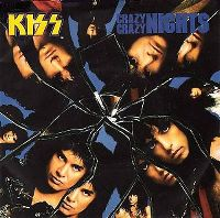 Cover KISS - Crazy Crazy Nights