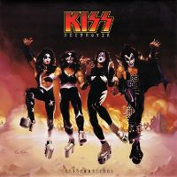 Cover KISS - Destroyer