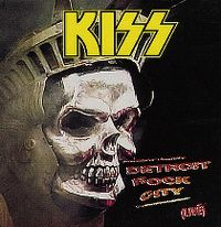 Cover KISS - Detroit Rock City (Live)