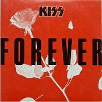 Cover KISS - Forever