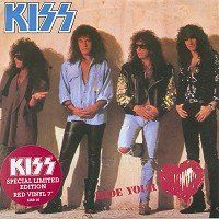 Cover KISS - Hide Your Heart