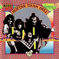 Cover KISS - Hotter Than Hell