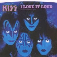 Cover KISS - I Love It Loud