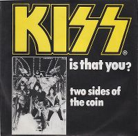 Cover KISS - Is That You?