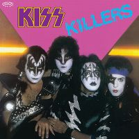 Cover KISS - Killers