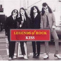 Cover KISS - Legends Of Rock
