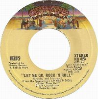 Cover KISS - Let Me Go, Rock 'N' Roll