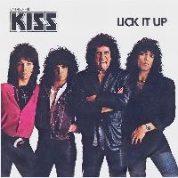 Cover KISS - Lick It Up