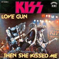 Cover KISS - Love Gun