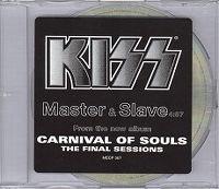 Cover KISS - Master & Slave