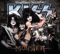 Cover KISS - Monster