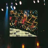 Cover KISS - MTV Unplugged