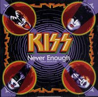 Cover KISS - Never Enough