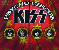 Cover KISS - Psycho Circus