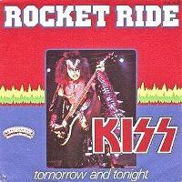 Cover KISS - Rocket Ride