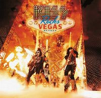 Cover KISS - Rocks Vegas Nevada