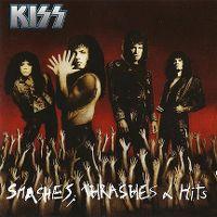 Cover KISS - Smashes, Thrashes & Hits