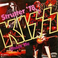 Cover KISS - Strutter '78
