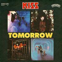 Cover KISS - Tomorrow