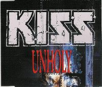 Cover KISS - Unholy / God Gave Rock & Roll To You II