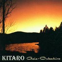 Cover Kitaro - Gaia Onbashira