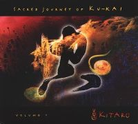 Cover Kitaro - Sacred Journey Of Ku-Kai