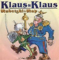 Cover Klaus & Klaus - Radetzki-Rap