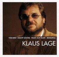 Cover Klaus Lage - The Essential