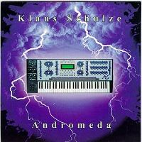 Cover Klaus Schulze - Andromeda