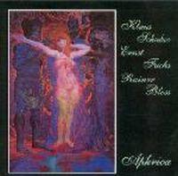 Cover Klaus Schulze - Aphrica