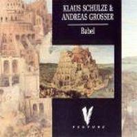 Cover Klaus Schulze - Babel