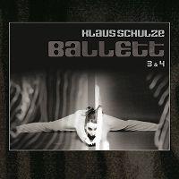 Cover Klaus Schulze - Ballet 3 & 4