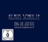 Cover Klaus Schulze - Big In Japan - Live In Tokyo 2010